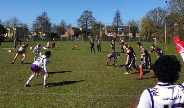 Apeldoorn Monarchs maken zich op voor nieuw flag football-seizoen